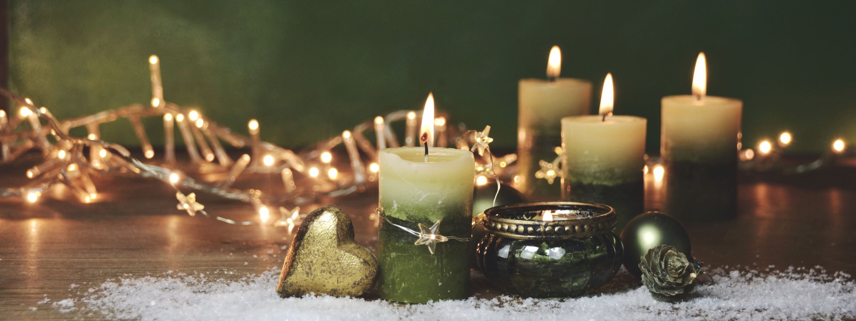Candles, Tealights & Holders