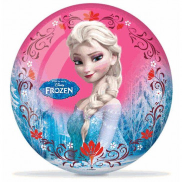 Disney Frozen Plastic Pvc Ball ~ Childens Soft Inflatable Play Ball 23Cm