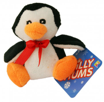 Christmas Chilly Chums Buddy Mini Soft Toy - Penguin