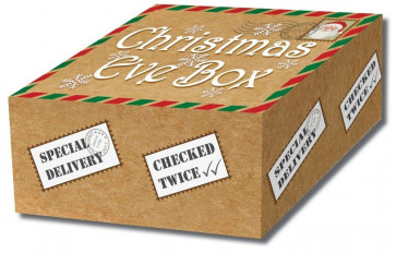 Reusable Special Delivery Christmas Eve Box
