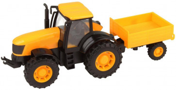 Teamsterz Construction Series ~ Tractor