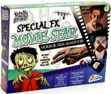 Silly Skinz Special FX Horror Film Makeover Kit