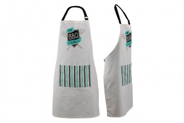 No 1 Dad Bbq King Cooking Apron And Bag For Men