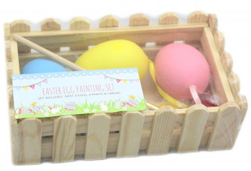 Paint Your Own Easter Egg Painting Set Art Activity For Children