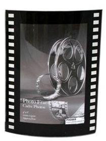Celluloid Film Roll Curved Photo Frame 4X6 Portrait