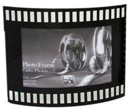 Celluloid Film Roll Curved Photo Frame 4X6 Landscape