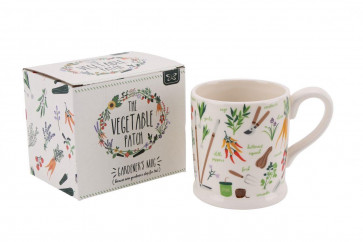 The Vegetable Patch Mug For Gardeners