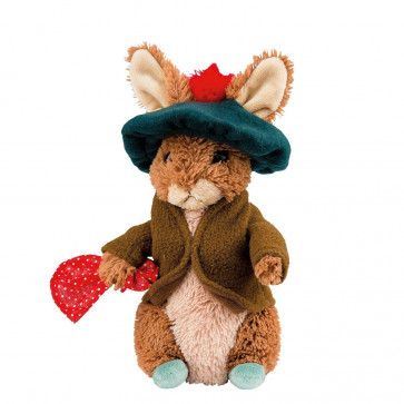 Beatrix Potter Benjamin Bunny Plush Soft Toy
