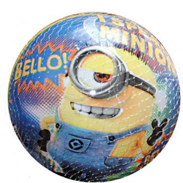 Despicable Me 2 Plastic Pvc Ball ~ Childens Soft Inflatable Play Ball 23Cm