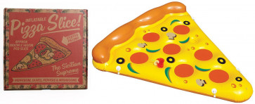 Temerity Jones Giant Inflatable Pizza Slice Pool Float Hen Stag Party Toy Accessory