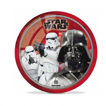 Star Wars Plastic Pvc Ball ~ Childens Soft Inflatable Play Ball 23Cm