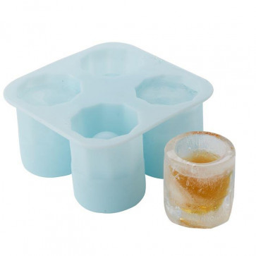 Iceberg Shooters DIY Party Drink Ice Shots Glasses Mould