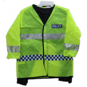 Childs Kids Emergency Fancy Dress Up Outfit Costume ~ Policeman 5-7 Years