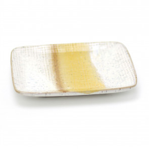 Abstract Porcelain Trinket Dish | Ombre Glaze Display Plate Vanity Tray Ring Holder | Soap Dish Jewellery Plate