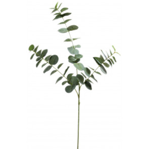 Artificial Foliage Green Grey Eucalyptus Spray Flower Arrangement