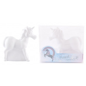 White LED Unicorn Night Light For Children