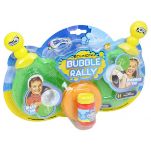 Grafix Bouncing Bubble Rally Paddle Bat Two Player Game