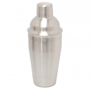 Stylish 500ml Stainless Steel Cocktail Shaker | Bar Tools Bartending Kit | Home Bar Gifts