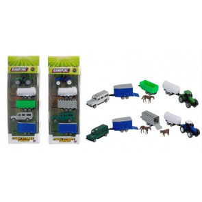 Teamsterz Farm Street Series Vehicle Collection ~ Design Vary
