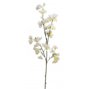 Artificial Cherry Blossom Spray Stem Floral Arrangement Display