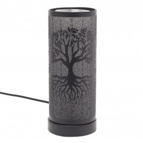 Tree Of Life Colour Changing Led Aroma Diffuser | Electric Wax Melt Burner | Essential Oil Fragrance Burner | Aromatherapy Lamp
