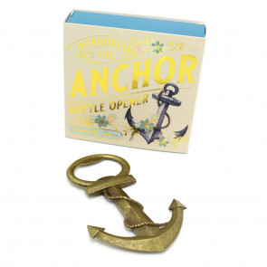 Nautical Ship Anchor Bottle Opener ~ Novelty Bar Accessory