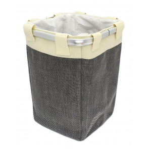 Canvas Storage Bag Laundry Bin Washing Basket  - Travel Camping Washing Basket