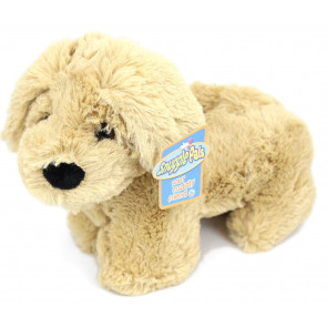 Snuggle Pals Super Soft Cuddly Plush Puppy Dog Soft Toy 22cm ~ Colour Varies