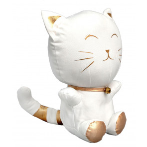 Gorgeous Cat Doorstop ~ Novelty Animal Pussy Cat Fabric Door Stop