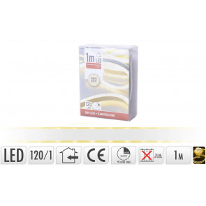 Fantastic Rope Light 120 LED Warm White Strip Lights