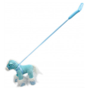 Horse On A Lead Soft Toy ~ Colours Vary