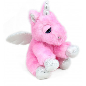Magical Plush Sitting Unicorn Soft Toy For Children ~ Plush