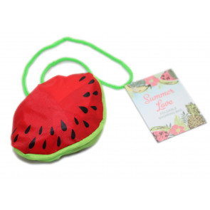 Summer Love Fruit Foldable Reusable Eco Friendly Shopper Shopping Bag 35Cm X 45Cm ~ Watermelon