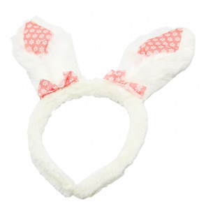 Pretty Bunny Rabbit Ears Childrens Headband - Dress up