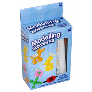 24 Modelling Balloons Pack With Pump