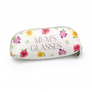 Mum Floral Reading Glasses Case   Spectacle Pouch Sunglasses Holder   Portable Protective Case For Glasses