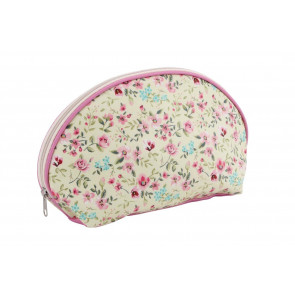 Wild And Free Ditsy Floral Lined Toiletry Wash Bag Make Up Cosmetic Pouch