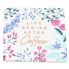 Beautiful Ceramic Floral Drinks Coaster Cup Mug Table Mat ~ Coffee